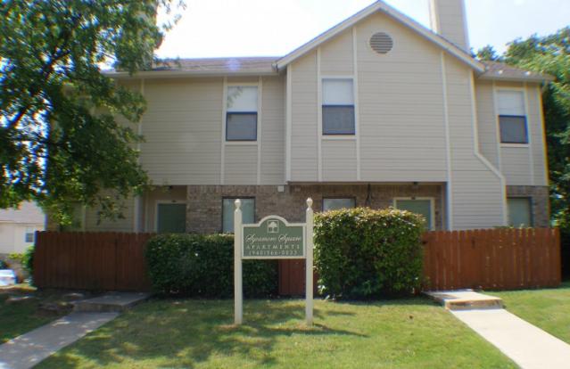 Sycamore square denton college apartment source for Sycamore square
