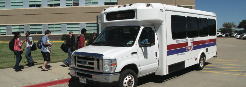 PAGES PHOTO - NCTC SHUTTLE SERVICE
