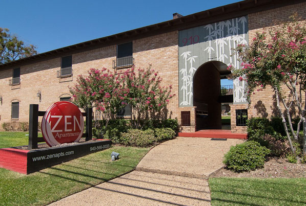 Zen Denton College Apartment Source
