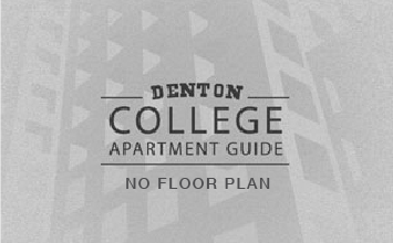 Shady Place Denton College Apartment Source