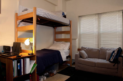 Unt Bruce Hall Denton College Apartment Source