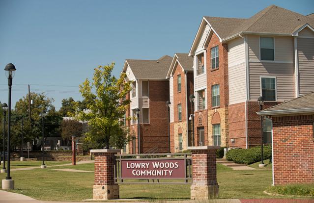 TWU Lowry Woods