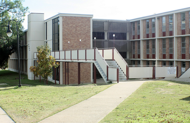 TWU Jones Hall