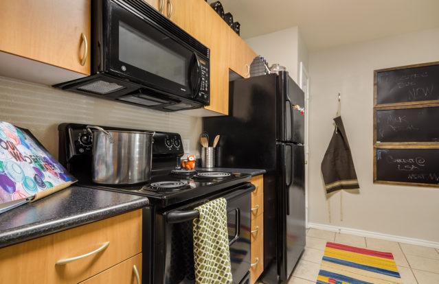 GatewayatDenton Kitchen B - photo